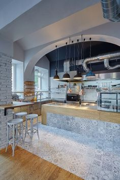 www.the-interiordesign.com | Nejen bistro by mar.s architects