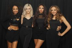 "Little Mix is a British girl group formed in 2011. Their first single ""Wings"" has over 50 million views online! Their first album ""DNA"" was released in 2012, and their second album ""Salute"" came out in 2014!"