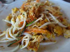 Phad Thai recipe from Chiang Mai, Thailand