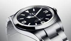 Découvrez la nouvelle Rolex Explorer, dotée d'un affichage entièrement luminescent pour une lisibilité renforcée. Un modèle emblématique dévoilé à Baselworld 2016.