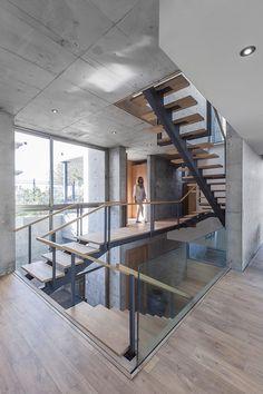 Concrete Villa 131 By Bracket Design Studio