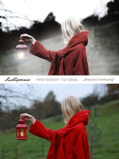 "Lichtpoesie Photoshop Tutorial ""Nebelstimmung"""