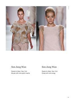 Saga Furs Misty lookbook A/W 2013-14