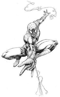 #Spiderman #Fan #Art. (Spiderman) By: Maximum2. ÅWESOMENESS!!!™