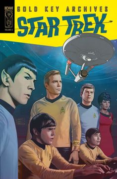 "Presenting the first comic book adventures of the U.S.S. Enterprise and her crew! Fully remastered with new colors, Volume 2 collects the Gold Key issues #7-12, including stories such as ""The Voodoo Planet,"" ""The Legacy of Lazarus,"" ""The Brain Shocker,"" and more."