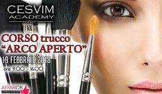 CORSO Trucco 'ARCO APERTO' Da CESVIM Academy