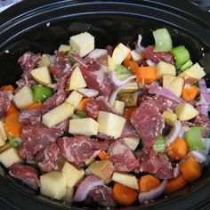 Paleo Beef Stew – The Foodee Project