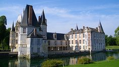Château d'O à Mortrée  Normandy, France