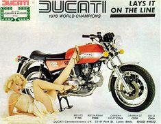 Retrospace: Vintage Wheels #23: Motorcycle Advertising