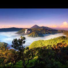 Bromo Tengger Semeru National Park, Indonesia.