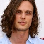 Mathew Gray Gubler, Criminal Minds. I'm not sure if it's brains or his looks that hook me.