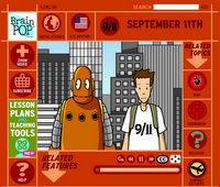 Corkboard Connections: Honoring 9/11 - A Delicate Balance - Classroom tips for discussing 9/11 including a link to this free BrainPop video called September 11th