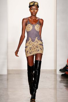 Jeremy Scott Ready-to-Wear S/S 2013 gallery - Vogue Australia