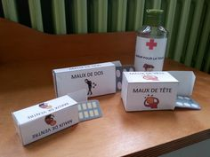 medicaments docteur maternelle
