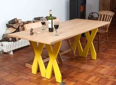 Top 10: versatile contemporary dining tables