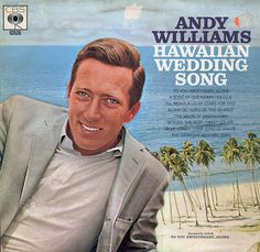 I actually met Andy twice during his lifetime. Once in an elevator on Maui in Hawaii. Just me, my wife, Andy and Richard Crenna. Then, met Andy later in Studio City at a ceremony honoring him. My mother loved his music, especially this album.