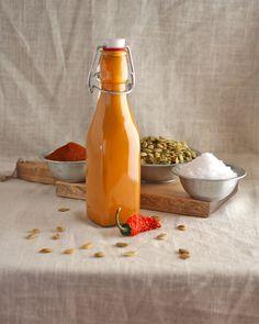 Arctic Garden Studio: Roasted Pepita Hot Sauce