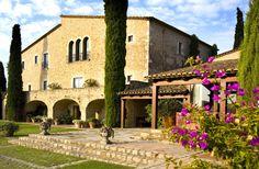 Hotel Mas De Torrent. Ampurdán, España. Relais Chateaux, Vacances, Maisons  De