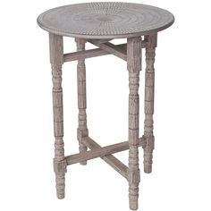 Found it at Wayfair - Bohemian Stamped Table
