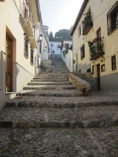 Por las calles de Granada http://porlascallesdegranada.blogspot.com.es