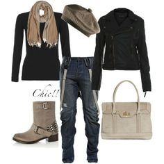 Women's fashion - casual outfits - winter outfits