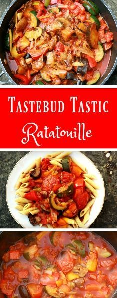 Ratatouille is a vibrantly flavoured, health packed meal, ideal of children and adults alike. #vegan #recipes #nutrition
