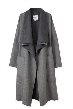 Country Road | Waterfall Longline Coat