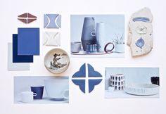 10 techniques Negative space-framing White Atelier Ceramics Mood Board Porcelain Tiles, Current Mood, Mood Boards, Floating Shelves, Stoneware, Workshop, Presentation, Gallery Wall, Kids Rugs
