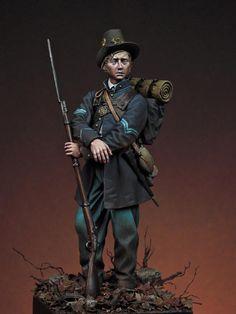Corporal, 19th Indiana Volunteer Infantry Regiment Iron Brigade - 1862