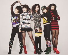 4minute | Tumblr | We Heart It