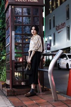 Ootd Fashion, Spring Summer Fashion, Tokyo, Street Wear, Street Style, Style Inspiration, Chic, How To Wear, Women