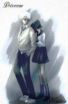Karin and Toshiro ~Bleach