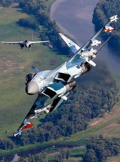 Sukhoi Flanker-E - Russian Air Force Military Jets, Military Weapons, Military Aircraft, Air Fighter, Fighter Jets, Su27 Flanker, Cruise Missile, Russian Air Force, Sukhoi