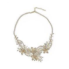 David Tutera Embellish - Jasmine Necklace - All Dressed Up, Jewelry