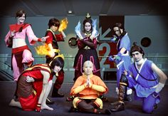 Avatar Cosplay... You're doing it right!