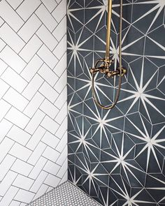 Browse our inspiring bathroom tile ideas gallery comprised later advocate bathroom tile designs and lovely tile colour schemes in each style and budget to acquire a desirability of what you want for. White Bathroom Tiles, Bathroom Tile Designs, Small Bathroom, Bathroom Ideas, Colourful Bathroom Tiles, Cheap Bathroom Tiles, Shower Ideas, Restroom Ideas, Fitted Bathroom