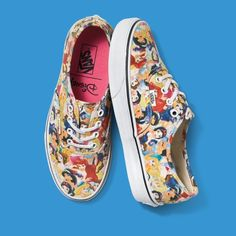 LOOKING FOR Searching for these Disney Vans shoes in either a women's size 7.5/men's 6 or women's size 8. Looking to buy for under $100. Please tag me if you know of anyone selling! Vans Shoes Sneakers