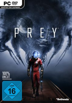 PREY new first-person shooter from Bethesda Softworks and Arkane Studios released for PC, and Xbox One. Arkane Studios, Nintendo 3ds, Star Citizen, Console Pc, Xbox One, The Division, Thriller, Science Fiction, Bethesda Softworks