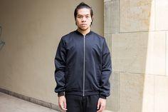 Libertine-Libertine – Fortune Mesh Jacket (black) #Streetwear #LibertineLibertine #Mesh #Suppa #MRQT