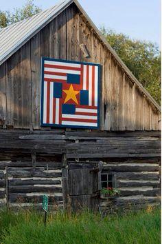 Door county barn quilt