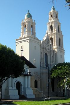 San Francisco - Mission District: Mission San Francisco de Asís and Mission Dolores Basilica | Flickr - Photo Sharing!