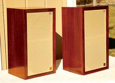 Acoustic Research AR-3 Speakers | Sound & Vision