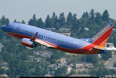 N387SW Southwest Boeing 737-300