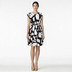 Kate Spade - graphic jane dress