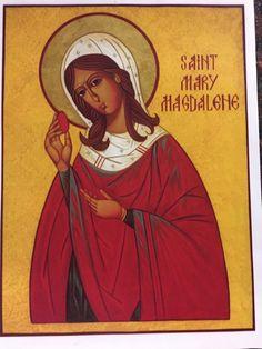 Mary Magdalene by Jody Cole - July 22