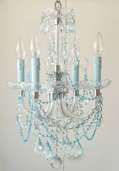 find this pin and more on soo shabby chic by shabbydeb - Shabby Chic Chandelier