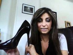 How to Walk in High Heels Video Version (More about buying heels than walking in them)