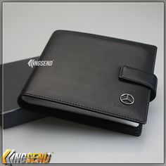 Mercedes Benz Leather CD Case Car DVD Holder Disk Storage Carry Box Music Wallet Dvd Holder, Cd Cases, Key Bag, Continental Wallet, Pu Leather, Mercedes Benz, Storage, Music, Car