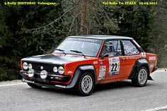 Fiat 131 Racing 2000/TC Rally Car