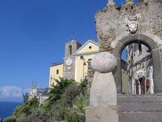 Beautiful Blue Sky - Agropoli, Italy (2005 trip)
